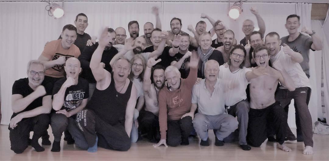 Gruppenfoto vom 4. MenEncounter