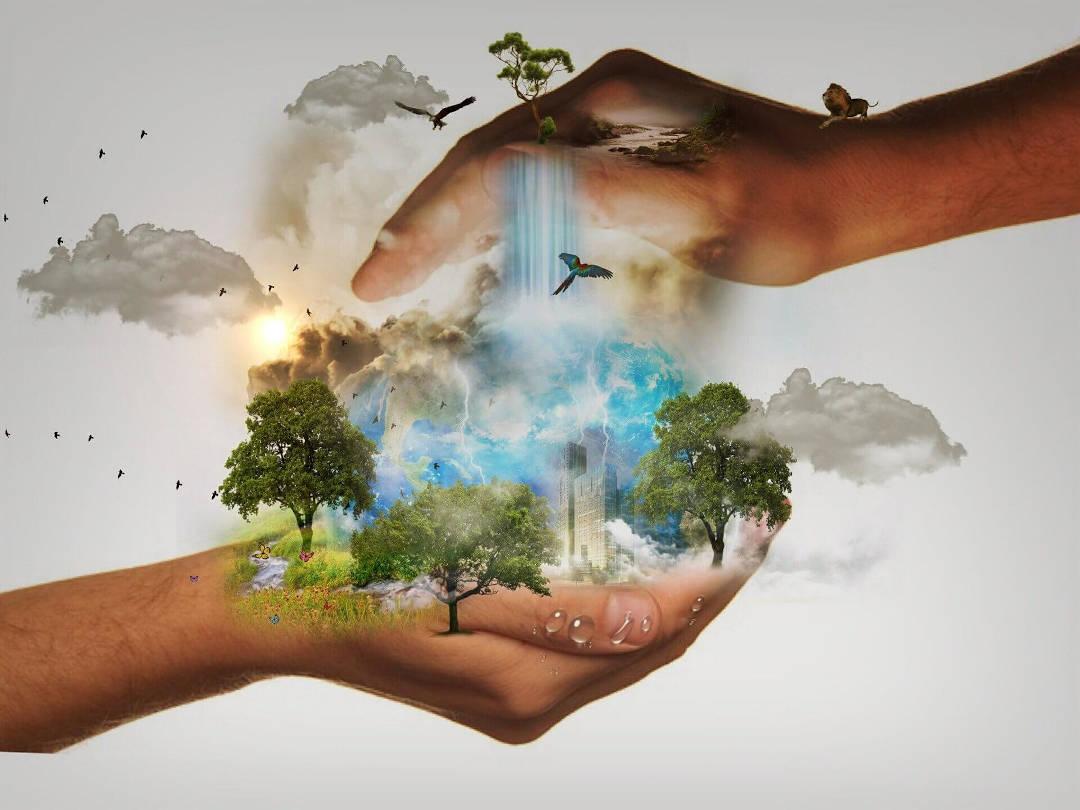Verantwortung übernehmen für die Welt