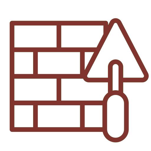 Icon strukturiert